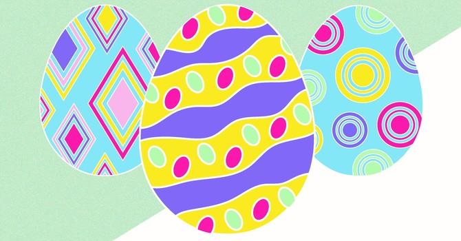 Easter Rock Hunt