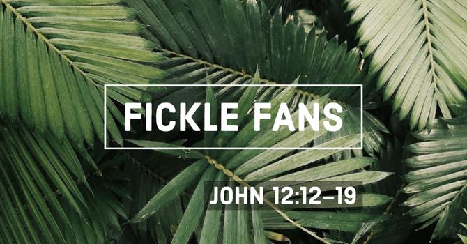 Fickle Fans