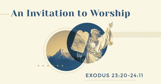 An Invitation To Worship