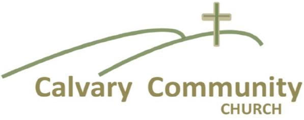 Calvary Community Wesleyan Church