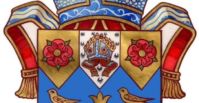 Pastoral Letter from Bishop John Stephens image