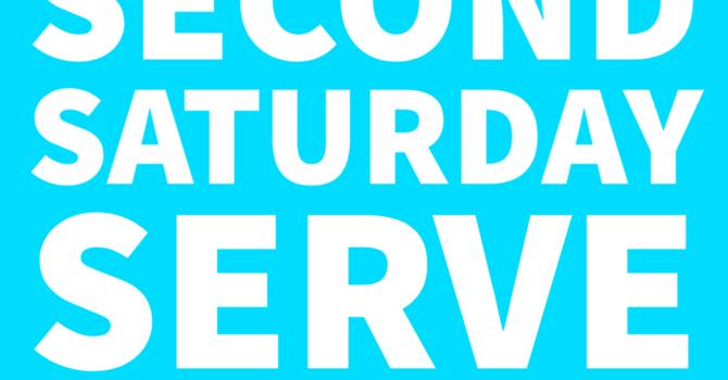 2nd Saturday Serve