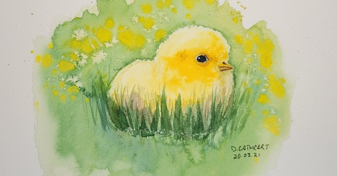 Lenten Devotional - Easter Morning image