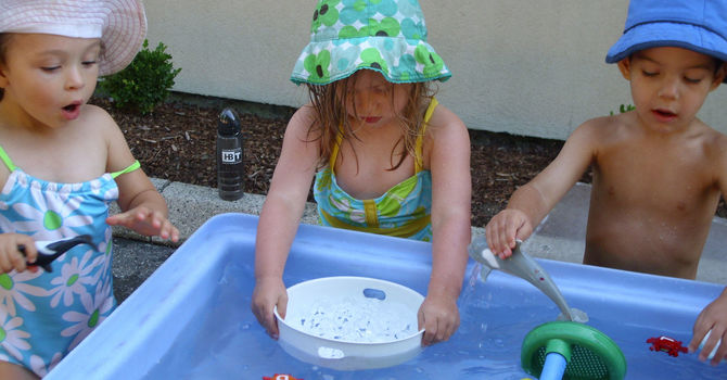 Daycare Summer Camp Fun! image