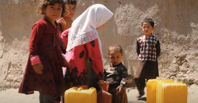 Raw Hope in Afghanistan image