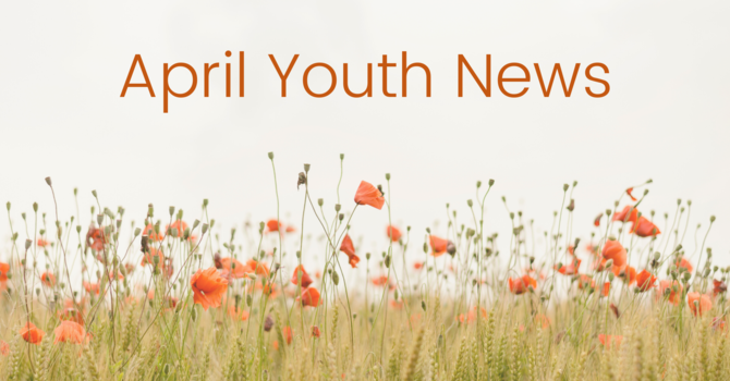 April Youth News image