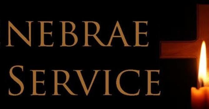 Tenebrae Service image
