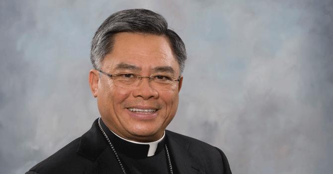 Letter from Bishop Joseph Nguyen  image