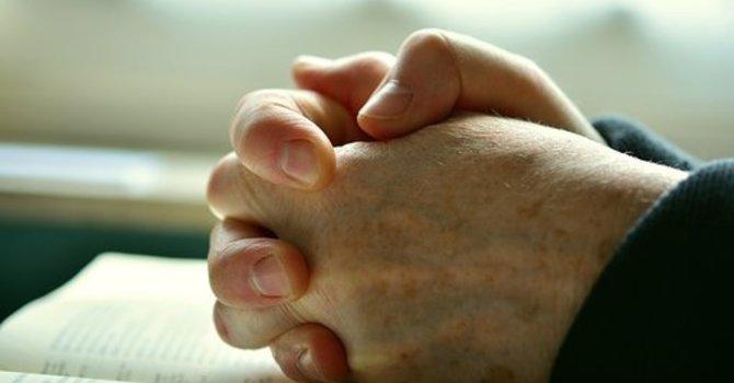 COVID prayers image