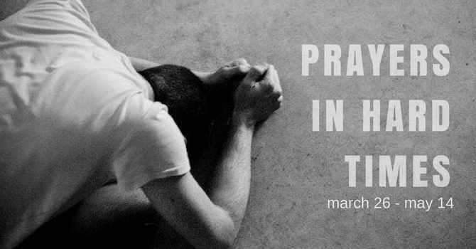 The Prayer of David ~ May 7 @East and May 14 @South