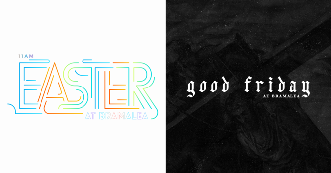 Good Friday & Easter Sunday (IN-PERSON REGISTRATION FULL FOR BOTH SERVICES) image