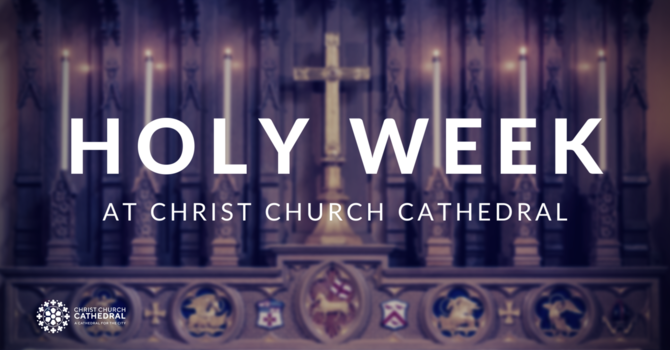 Choral Evensong, Wednesday in Holy Week