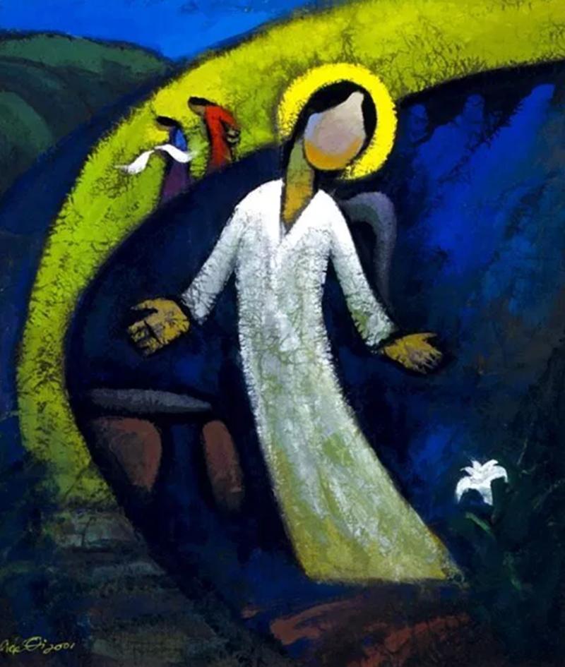 The Gospel according to Salome