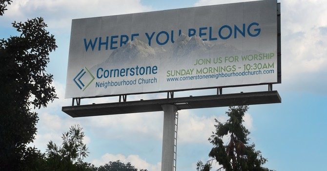 Our New Billboard on Lougheed! image