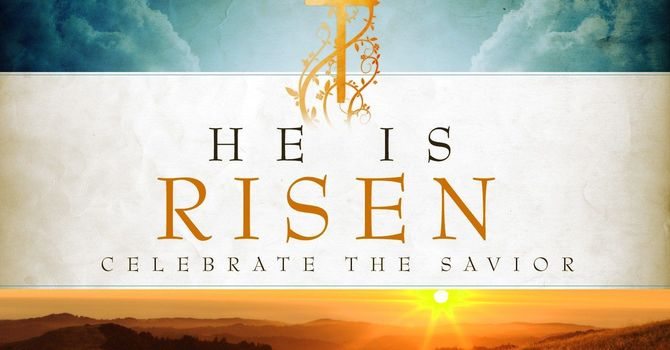 Easter Sunday Church Services image
