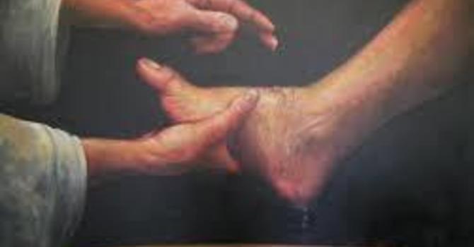 Washing of the Saints Feet