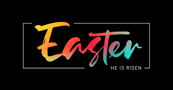 In-Person Worship this Easter Sunday image