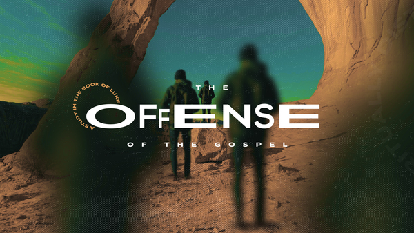 The Offense of the gospel message