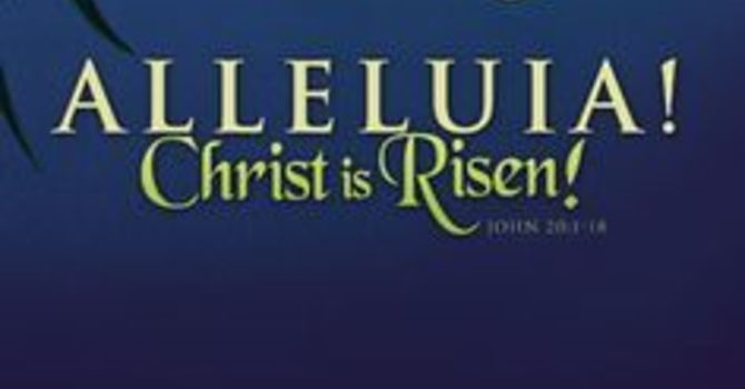 Easter Worship at Faith Lutheran image