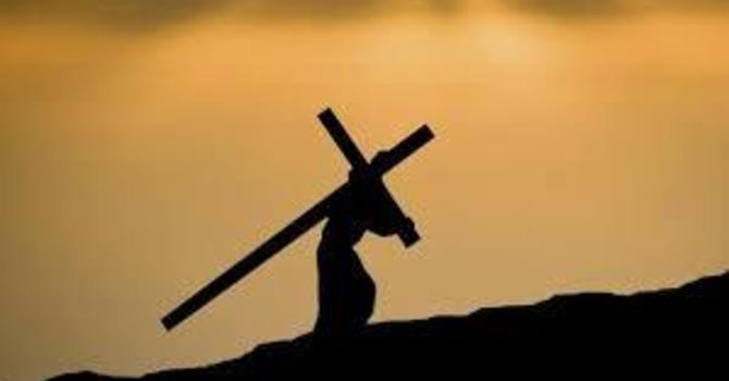 This Week At St John's - Our Newsletter (Good Friday Special Edition) image