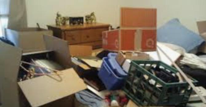 Junk Room Cleanout image