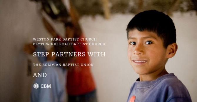 STEP Bolivia Partnership  image