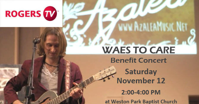 On TV - WAES to Care Concert Promo image