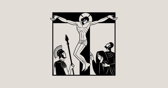 HOLY WEEK | Good Friday image