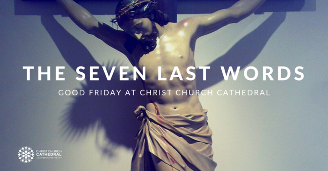Cathedral Good Friday Service image