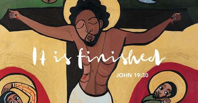 Good Friday Worship for April 2, 2021
