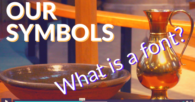 Our Symbols: The Font