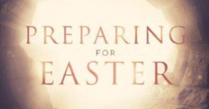 Preparing for Easter - 6
