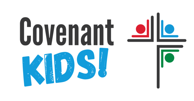 Covenant Kids @ Home - EASTER SUNDAY - April 4, 2021 image