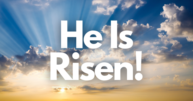 According To The Scriptures (Easter Resurrection Sunday)