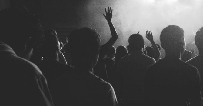 Church Picnic and Baptismal Service