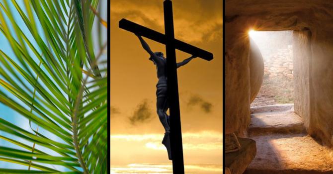 Easter Sunday Service - April 4, 2021 image