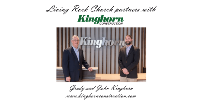 LRC partners with Kinghorn Construction  image