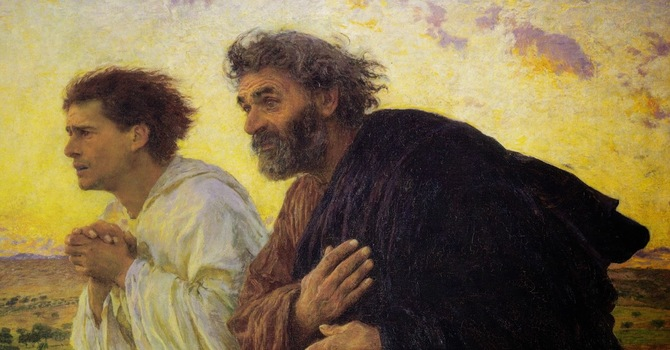 'You have been raised with Christ' image