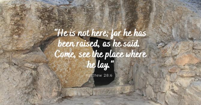 Bishop Anna's Easter 2021 message