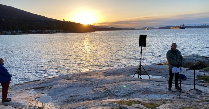 Easter Sunrise Service on the Rocks - Live Stream Rewind image