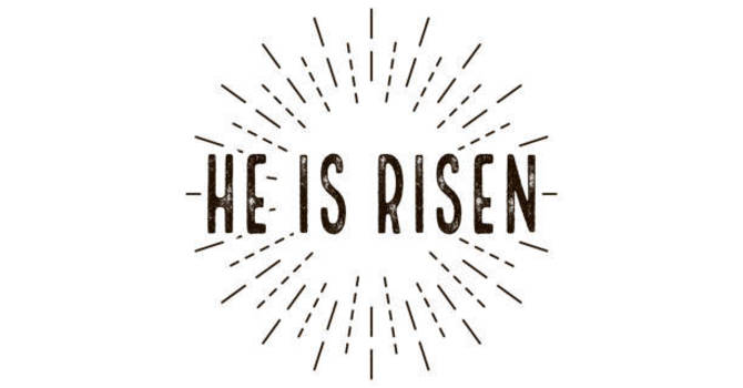 Our risen king