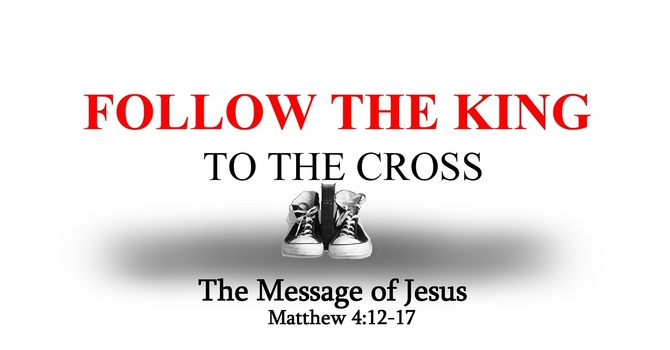 Following the King with a Better Righteousness