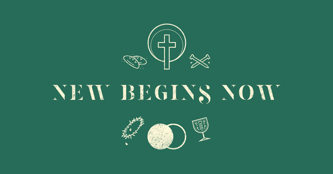 New Begins Now