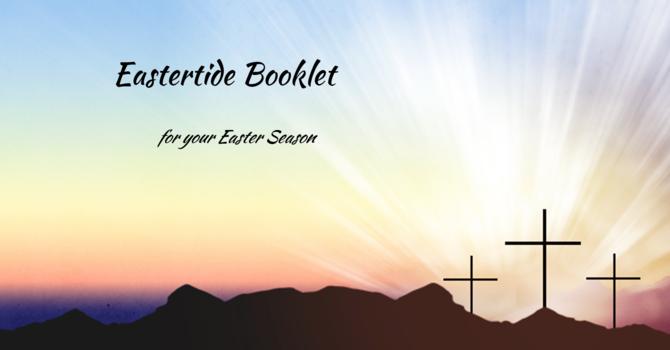Eastertide Booklet image
