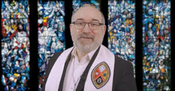 Message from Moderator Rev. Richard Bott image
