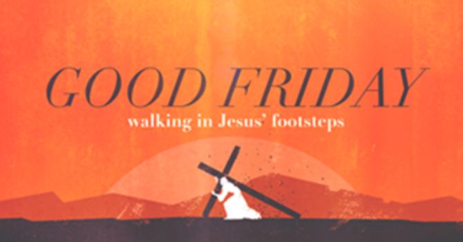 Good Friday Sermon