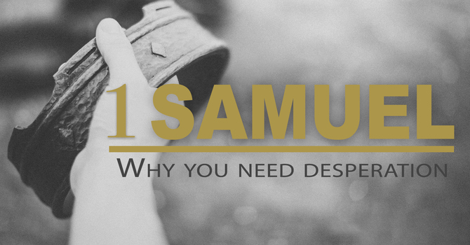 Why You Need Desperation