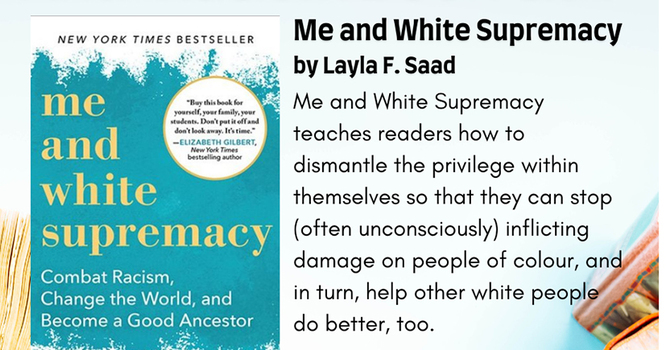 Anti-Racism Book Club image