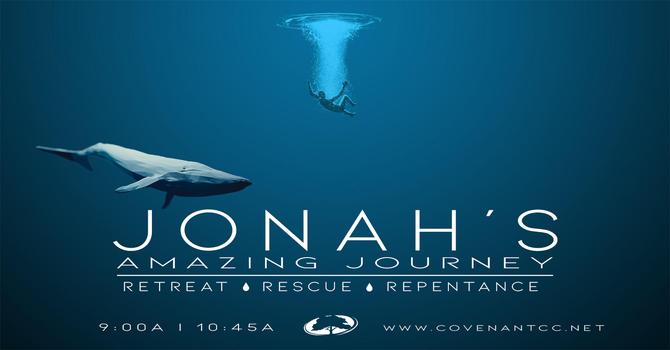 Jonah's Amazing Journey - Pt. 2: Jonah on the Run