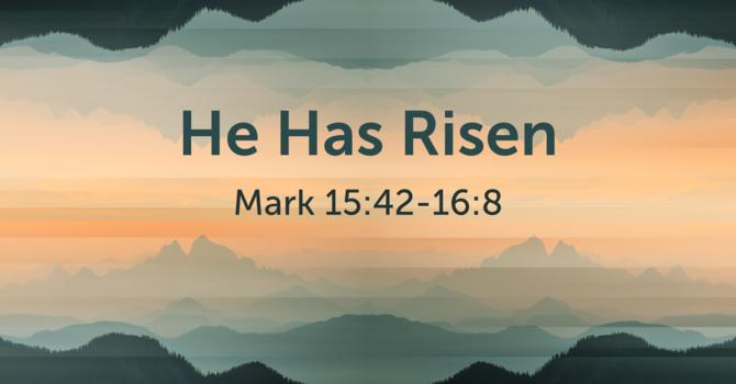 CVBC Easter 2021 {Mark 15:42-16:8}